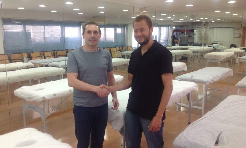 Acuerdo de colaboración Nostresport_Fisiomedic