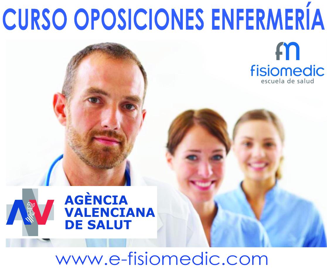 Nuevo grupo de preparación de oposiciones de Enfermería