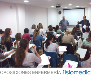 Curso OPE Enfermería Fisiomedic Valencia /02
