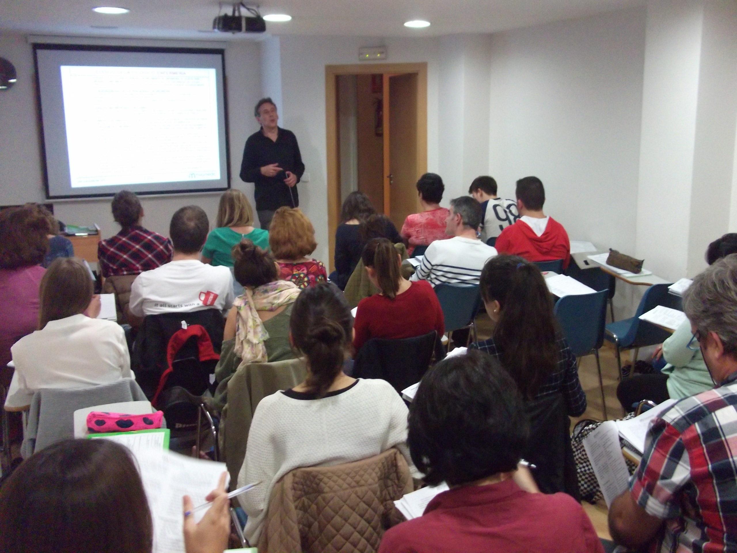 Curso OPE Enfermería Fisiomedic Valencia /03