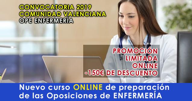 curso ope online enfermeria
