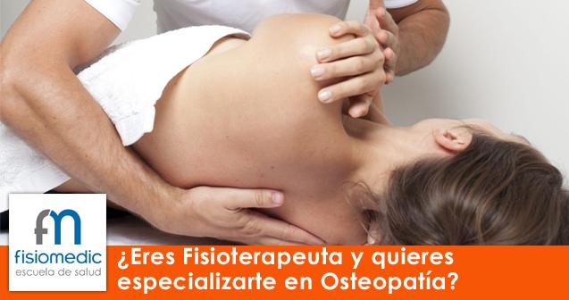 Escuela de Osteopatía en Valencia