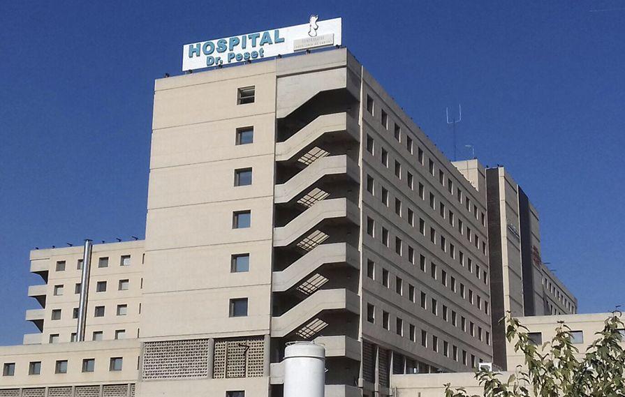 Enfermería Hospital Peset Valencia