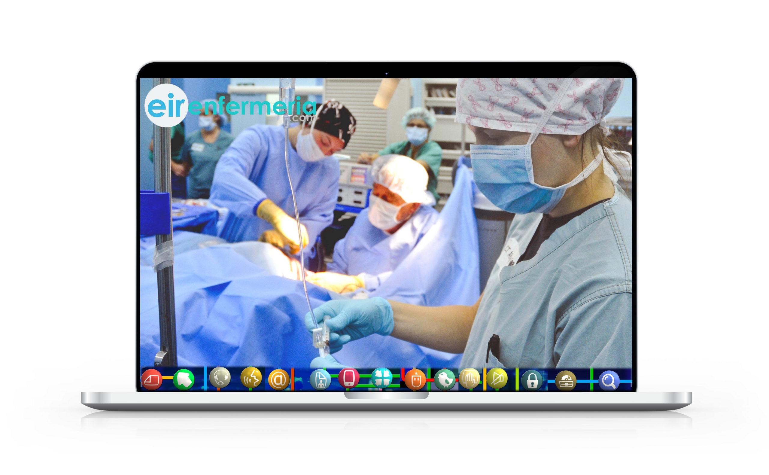 Enfermería Nivel Avanzado Web